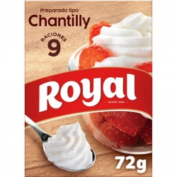 CHANTILLY ROYAL 72 GRS