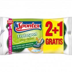 ESTROPAJO SPONTEX FROTASPON...