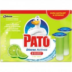 W.C. PATO DISCOS ACTIVOS...