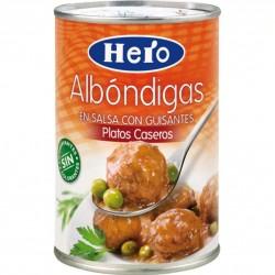 ALBONDIGAS HERO BOTE 430 GRS.