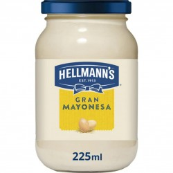 MAYONESA HELLMAN`S 225 ML.