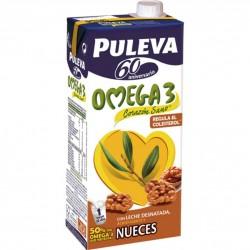 LECHE PULEVA OMEGA-3 NUECES...