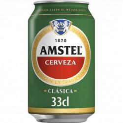 CERVEZA AMSTEL CLASICA LATA...