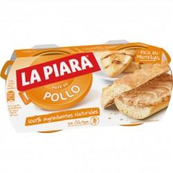 PATE PIARA POLLO 150  GR. PK-2
