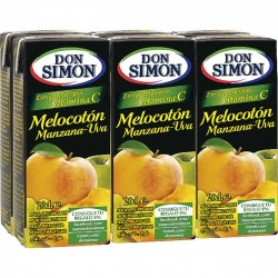 ZUMO D.SIMON MELOCOTON...