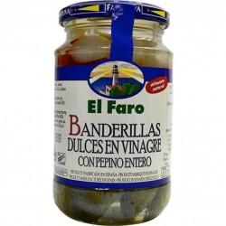 BANDERILLAS FARO DULCES...