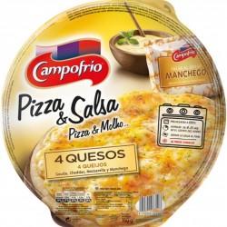PIZZA CAMPOFRIO 4 QUESOS...