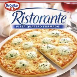 PIZZA RIST. CUATRO QUESOS...